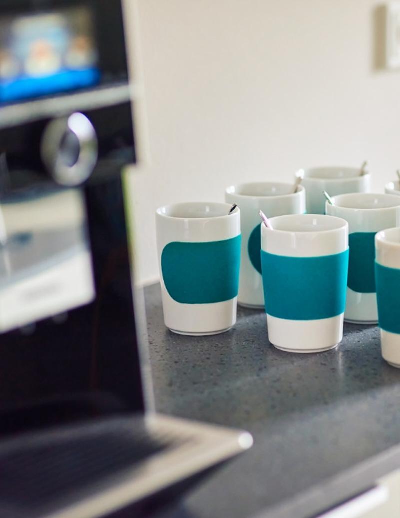 Provendere Tassen