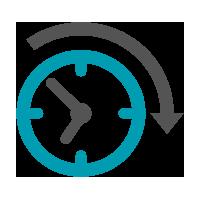Icon Zeitmanagement